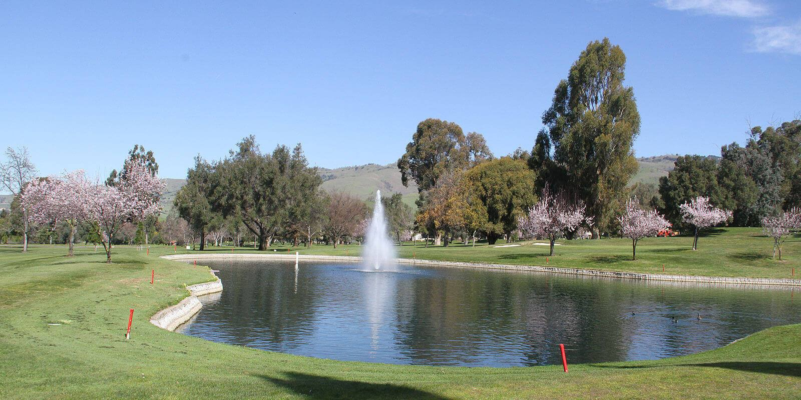 San Jose Golf Country Club Lake | Jill Curry Real Estate
